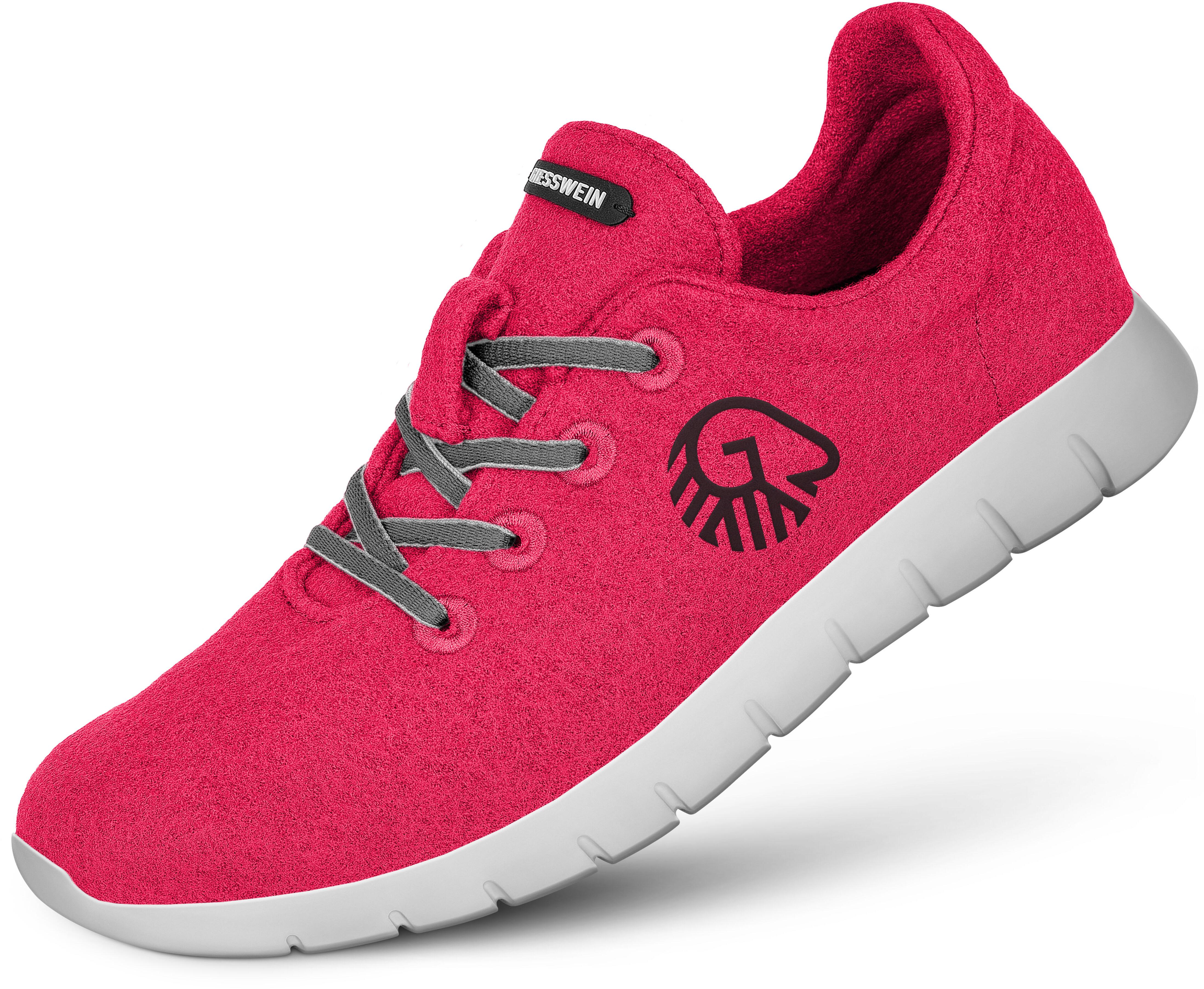 b2beed8349c3 Giesswein Merino Wool - Chaussures Femme - rose sur CAMPZ !